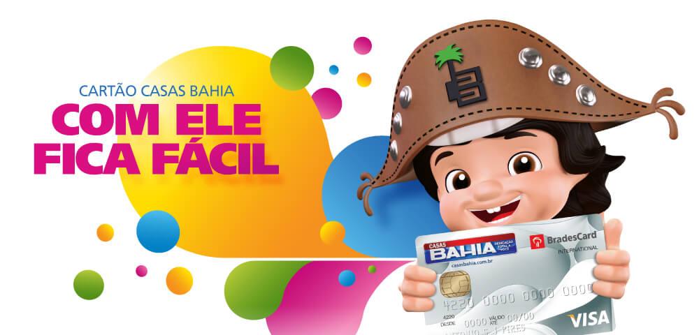Cartão de Crédito Casas Bahia - Como Solicitar