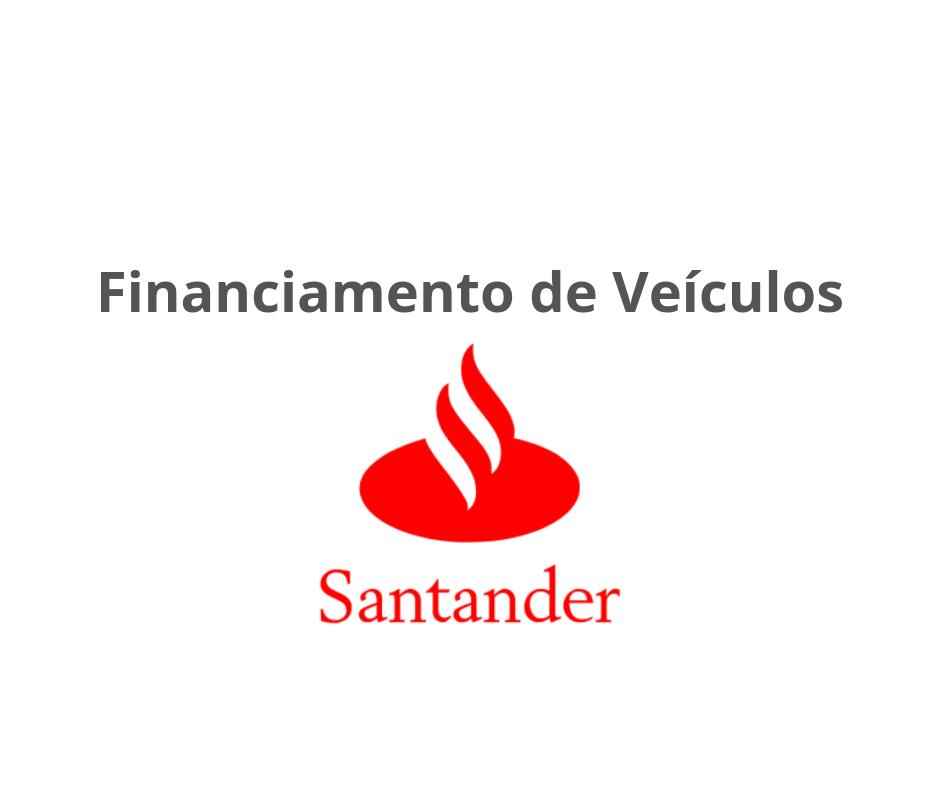 Financiamento de veículos Santander: descubra como simular
