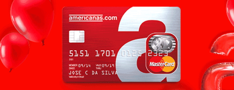 Cartão de Crédito Lojas Americanas - Solicitar Online
