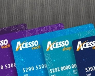 Solicite Cartão de Acesso para Negativados: Acesso Card