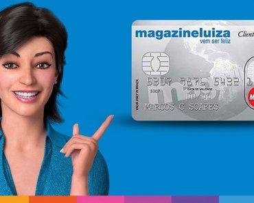 Cartão de Crédito Magazine Luiza - Solicite Online