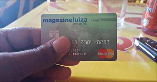 Solicitar Cartão de Crédito Magazine Luiza - Veja como