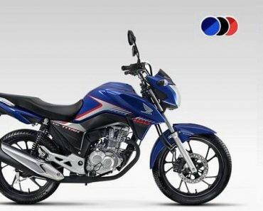 Como Simular Agora as Parcelas da Honda CG 160?
