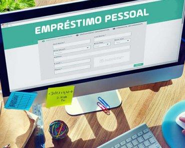 Solicitar o Empréstimo Pessoal Online: taxas e simulação online