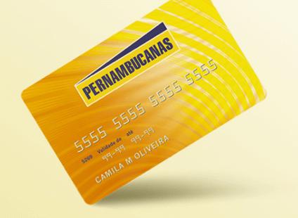 Solicitar o Cartão Pernambucanas sem anuidade na internet