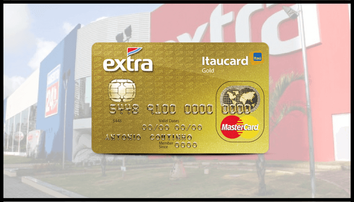 Como solicitar Cartão de Crédito EXTRA Itaucard 2.0 Gold MasterCard