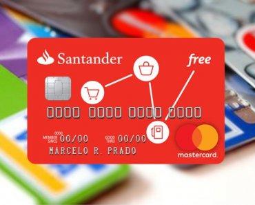 Como solicitar Cartão de Crédito Santander Free MasterCard®