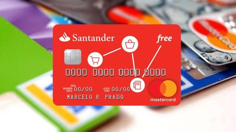 Cartão de Crédito do Santander - Como Solicitar