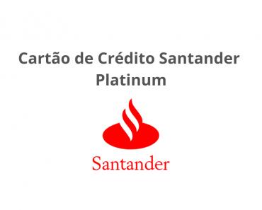 Como solicitar Cartão Santander Elite Platinum