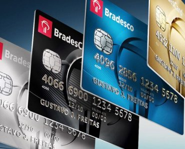 Como pedir o cartão de crédito Bradesco