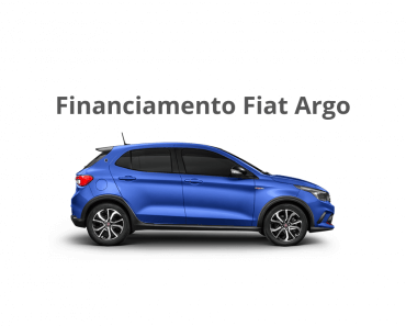 Financiamento do Fiat Argo - Como Simular