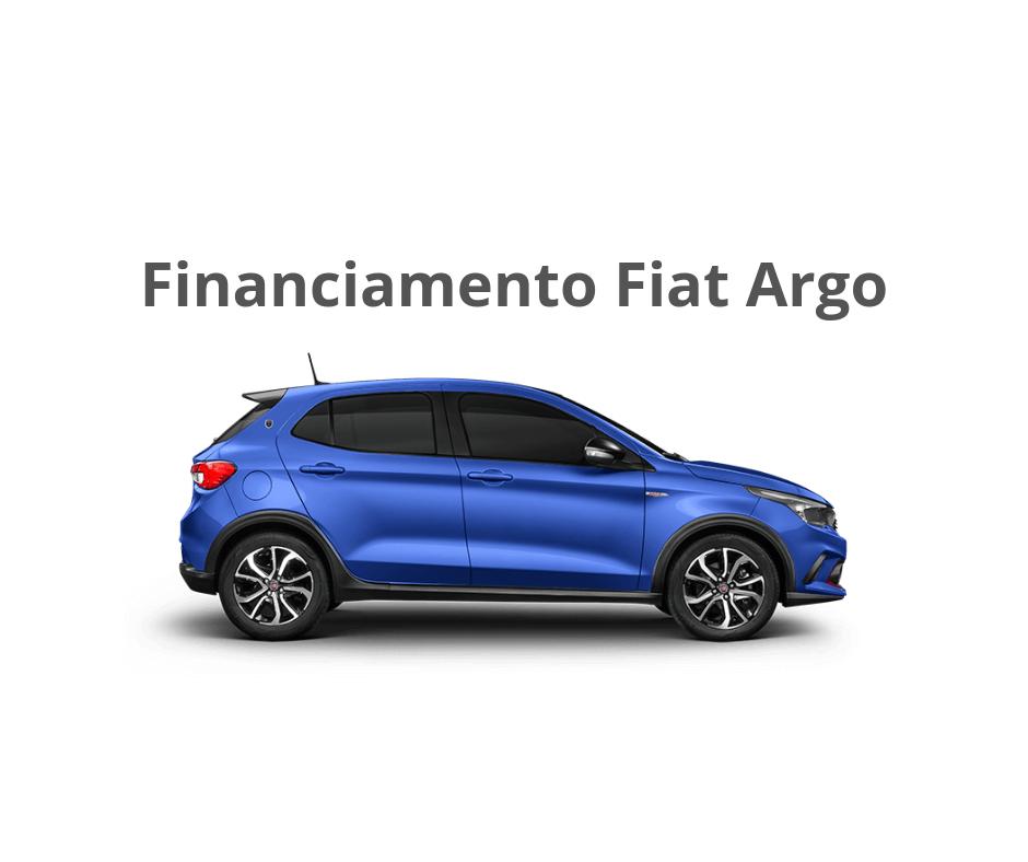 Financiamento do Fiat Argo - Como Simular
