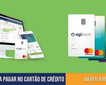 Como solicitar cartão de crédito Agibank