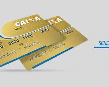 Como solicitar o Cartão Caixa Gold
