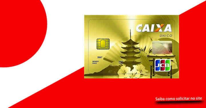 Cartão de Crédito JCB Caixa - Como Solicitar