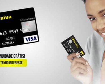 Como solicitar cartão de crédito Saraiva