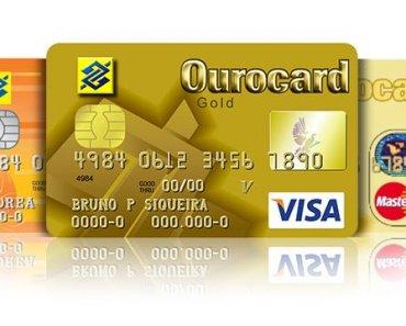 Como solicitar Cartão de Crédito Ourocard Banco do Brasil Visa Gold