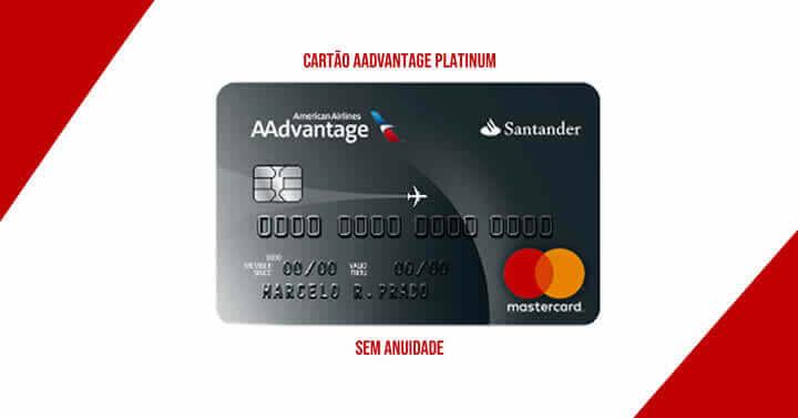 Como Solicitar Cartão Santander AAdvantage Platinum