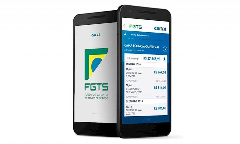 Saldo do FGTS - Como Consultar pelo Celular